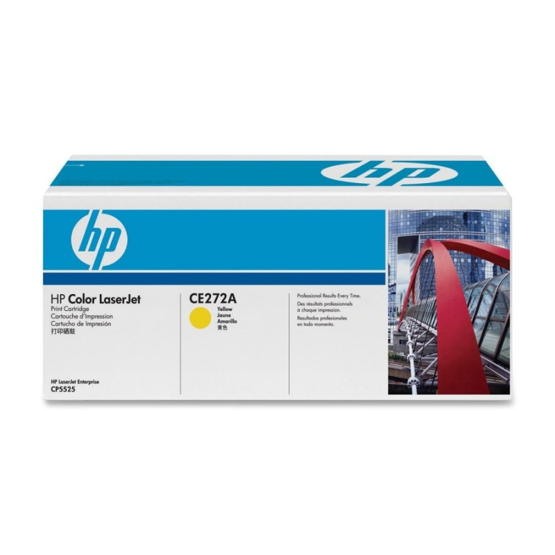 TONER HP CE272A YELLOW