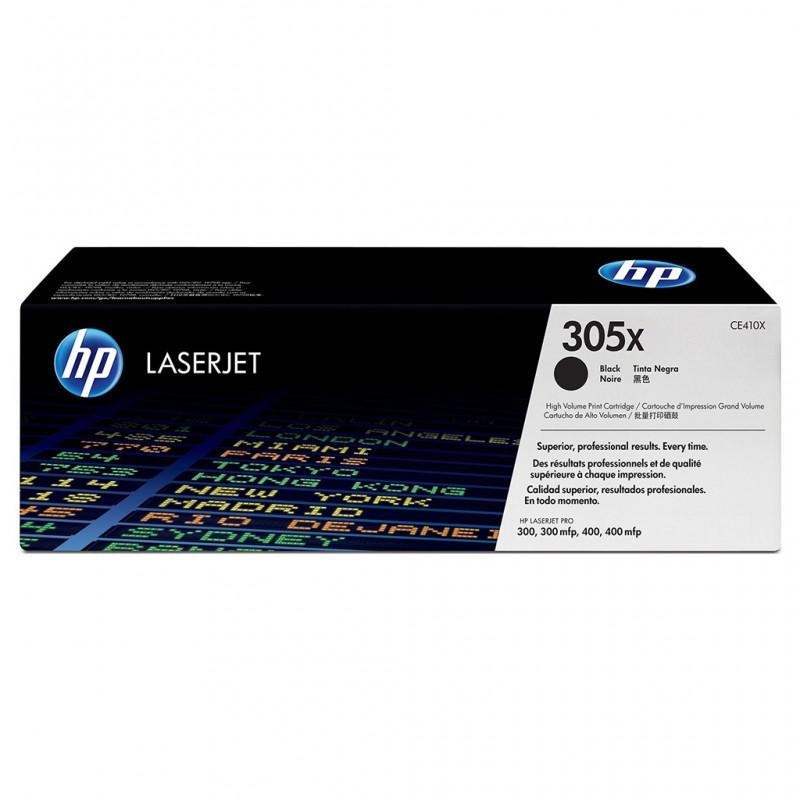 TONER HP CE410X Nº 305X BK