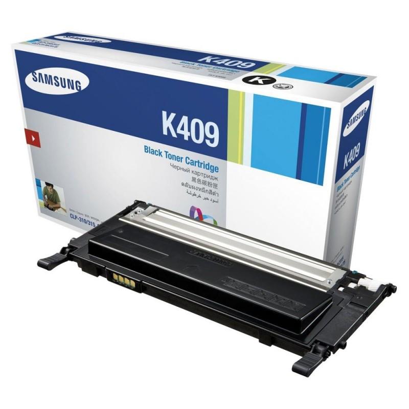 TONER SAMSUNG CLT-K409S PRETO