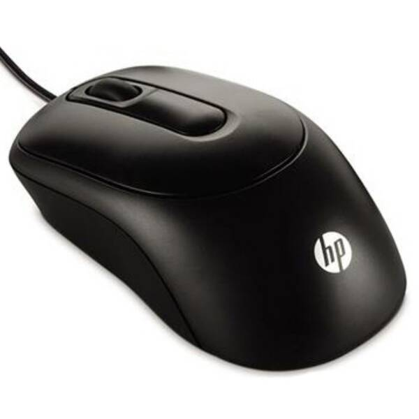 MOUSE USB OPTICO X900 HP PRETO